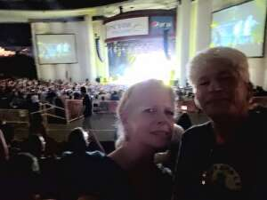 B&M attended An Evening With Chicago and Their Greatest Hits on Jul 15th 2021 via VetTix