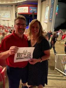 John Cavanagh attended An Evening With Chicago and Their Greatest Hits on Jul 15th 2021 via VetTix