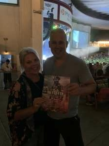 Randy Geis attended An Evening With Chicago and Their Greatest Hits on Jul 15th 2021 via VetTix