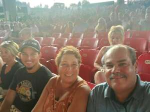 Jayson attended An Evening With Chicago and Their Greatest Hits on Jul 15th 2021 via VetTix