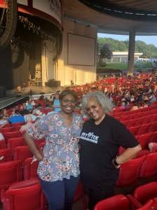 Carla Matos attended An Evening With Chicago and Their Greatest Hits on Jul 15th 2021 via VetTix