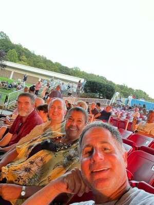 Tom Glen  attended An Evening With Chicago and Their Greatest Hits on Jul 15th 2021 via VetTix