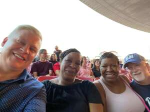 Chicago wow attended An Evening With Chicago and Their Greatest Hits on Jul 15th 2021 via VetTix