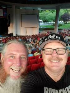Jim K attended An Evening With Chicago and Their Greatest Hits on Jul 15th 2021 via VetTix
