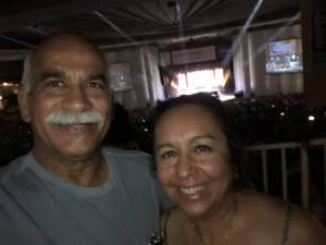 Pete attended An Evening With Chicago and Their Greatest Hits on Jul 15th 2021 via VetTix