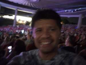 Vince M attended An Evening With Chicago and Their Greatest Hits on Jul 15th 2021 via VetTix
