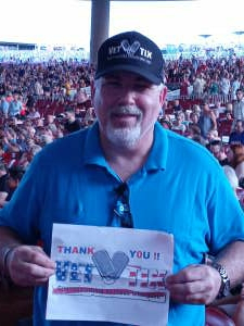 Terry McCord attended An Evening With Chicago and Their Greatest Hits on Jul 15th 2021 via VetTix