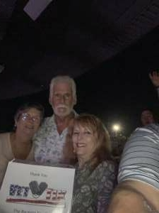 David attended An Evening With Chicago and Their Greatest Hits on Jul 15th 2021 via VetTix