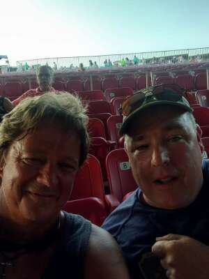 Mike Pavasco attended An Evening With Chicago and Their Greatest Hits on Jul 15th 2021 via VetTix