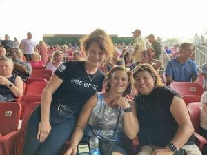 Jamie attended An Evening With Chicago and Their Greatest Hits on Jul 15th 2021 via VetTix