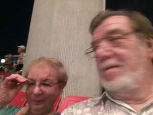 Dave, Vietnam vet attended An Evening With Chicago and Their Greatest Hits on Jul 15th 2021 via VetTix