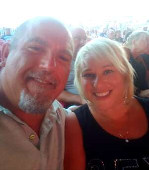 Carmen attended An Evening With Chicago and Their Greatest Hits on Jul 15th 2021 via VetTix
