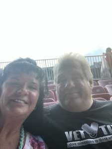 Russ attended An Evening With Chicago and Their Greatest Hits on Jul 15th 2021 via VetTix