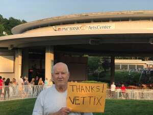 Randy attended An Evening With Chicago and Their Greatest Hits on Jul 15th 2021 via VetTix