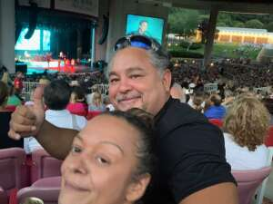 Jessy  attended An Evening With Chicago and Their Greatest Hits on Jul 15th 2021 via VetTix