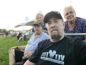 Richard Giampietro  attended An Evening With Chicago and Their Greatest Hits on Jul 15th 2021 via VetTix
