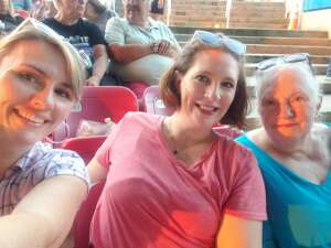 Ashleigh attended An Evening With Chicago and Their Greatest Hits on Jul 15th 2021 via VetTix