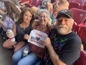 Bob attended An Evening With Chicago and Their Greatest Hits on Jul 15th 2021 via VetTix