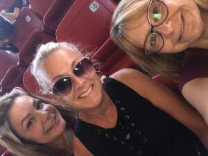 Kathie  attended An Evening With Chicago and Their Greatest Hits on Jul 15th 2021 via VetTix