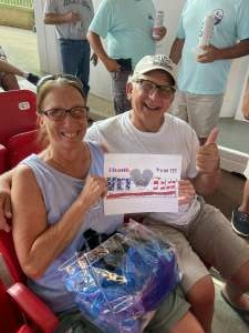 Will Hett attended An Evening With Chicago and Their Greatest Hits on Jul 15th 2021 via VetTix