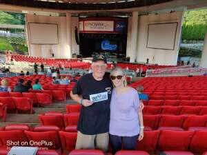 Bob k attended An Evening With Chicago and Their Greatest Hits on Jul 15th 2021 via VetTix
