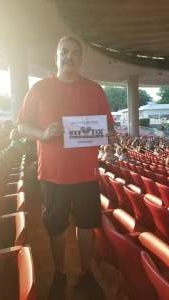 RAFAEL  attended An Evening With Chicago and Their Greatest Hits on Jul 15th 2021 via VetTix