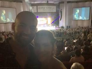 Nick attended An Evening With Chicago and Their Greatest Hits on Jul 15th 2021 via VetTix
