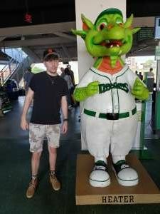 scott attended Dayton Dragons vs. Great Lakes Loons - MiLB on Jun 12th 2021 via VetTix