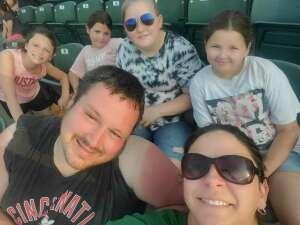 Linda4back attended Dayton Dragons vs. Great Lakes Loons - MiLB on Jun 12th 2021 via VetTix