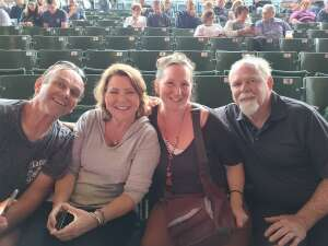 BILL attended An Evening With Chicago and Their Greatest Hits on Jul 13th 2021 via VetTix