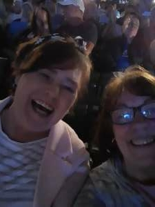 Tina attended An Evening With Chicago and Their Greatest Hits on Jul 13th 2021 via VetTix
