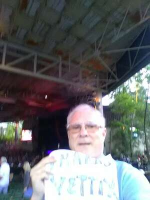 Michael attended An Evening With Chicago and Their Greatest Hits on Jul 13th 2021 via VetTix