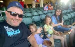 Rick M attended Dayton Dragons vs. Fort Wayne Tincaps - MiLB on Jun 17th 2021 via VetTix