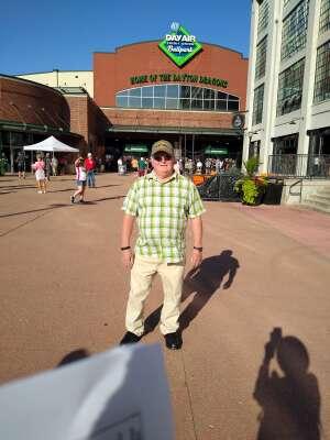Rick Ennis attended Dayton Dragons vs. Fort Wayne Tincaps - MiLB on Jun 17th 2021 via VetTix