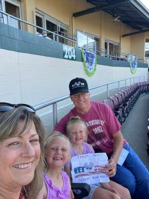 Tom T attended Dayton Dragons vs. Fort Wayne Tincaps - MiLB on Jun 17th 2021 via VetTix
