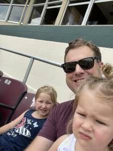 Drew E. attended Dayton Dragons vs. Fort Wayne Tincaps - MiLB on Jun 20th 2021 via VetTix