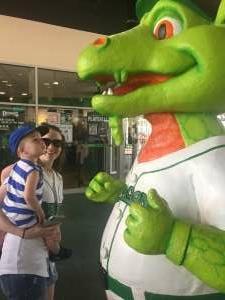 Alex  attended Dayton Dragons vs. Fort Wayne Tincaps - MiLB on Jun 20th 2021 via VetTix