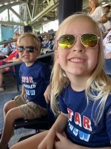 Stewart attended Washington Nationals vs. Los Angeles Dodgers - MLB on Jul 4th 2021 via VetTix