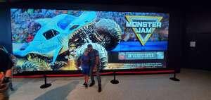 J Cruz attended Monster Jam on Aug 7th 2021 via VetTix