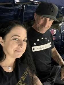 Andie  attended Washington Nationals vs. Los Angeles Dodgers - MLB on Jul 3rd 2021 via VetTix