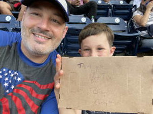 Click To Read More Feedback from Washington Nationals vs. Los Angeles Dodgers - MLB