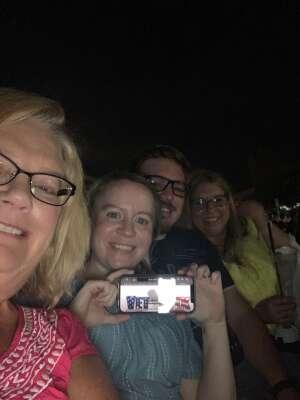 Linda attended Brad Paisley Tour 2021 on Jul 23rd 2021 via VetTix