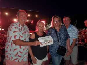 BPB attended Brad Paisley Tour 2021 on Jul 23rd 2021 via VetTix