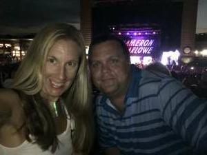 Kelly attended Brad Paisley Tour 2021 on Jul 23rd 2021 via VetTix