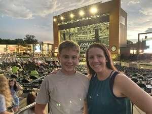Kristin Hill attended Brad Paisley Tour 2021 on Jul 23rd 2021 via VetTix
