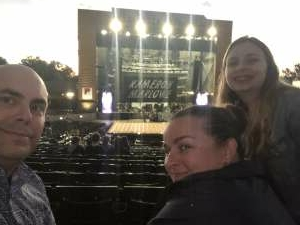 Brandon Tulloch attended Brad Paisley Tour 2021 on Jul 23rd 2021 via VetTix