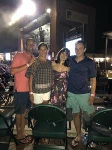 TPK attended Brad Paisley Tour 2021 on Jul 23rd 2021 via VetTix