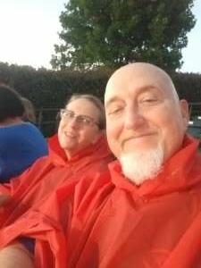 Roy attended Brad Paisley Tour 2021 on Jul 23rd 2021 via VetTix