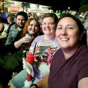 Kim  attended Brad Paisley Tour 2021 on Jul 23rd 2021 via VetTix