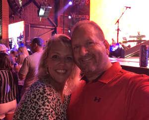 Randy attended Brad Paisley Tour 2021 on Jul 23rd 2021 via VetTix
